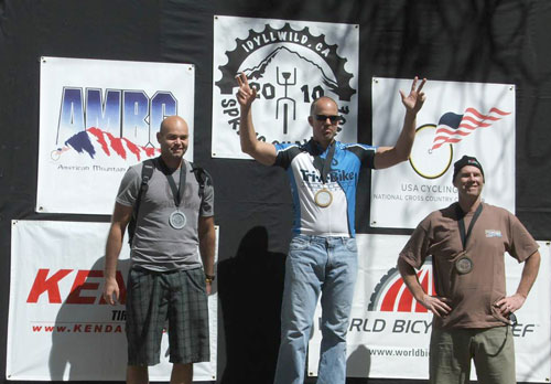 Dave Lippert - Idyllwild Spring Challenge 5/2010