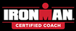 Ironman Certified Coach certification logo