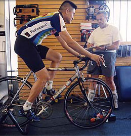 Mike McKovich - Bike fitting